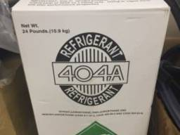 Продам фреон (хладон) 404 . новый ! Вес. балоона 13.6 кг.