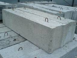 Блоки фундаменті добірні М100