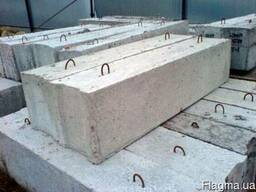 Продам Фундаментные блоки б/у не дорого - фото 2
