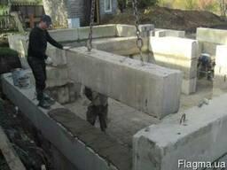 Продам Фундаментные блоки б/у не дорого - фото 4