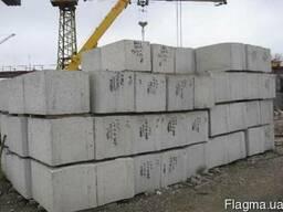 Продам фундаментные блоки (ФБС 30,40,50)