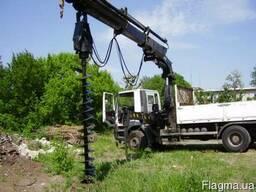 Продам гидробур навесной БГН-4000 - фото 2