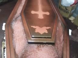 Продам Гроб шестигранный прямо со склада, оптом и в розн.