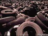 Продам грузовые шины б. у на утилизацию 30т