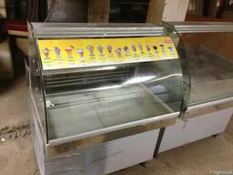 Продам холодильную витрину-прилавок De Blasi Италия б/у