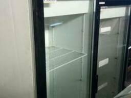 Продам холодильный шкаф бу стекло/ холодильник бу