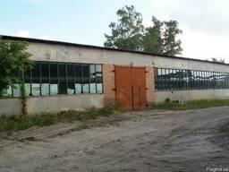 Продам или сдам в аренду производственные помещения