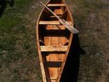 Продам изготовлю деревянную лодку, промышленный баркас - фото 2