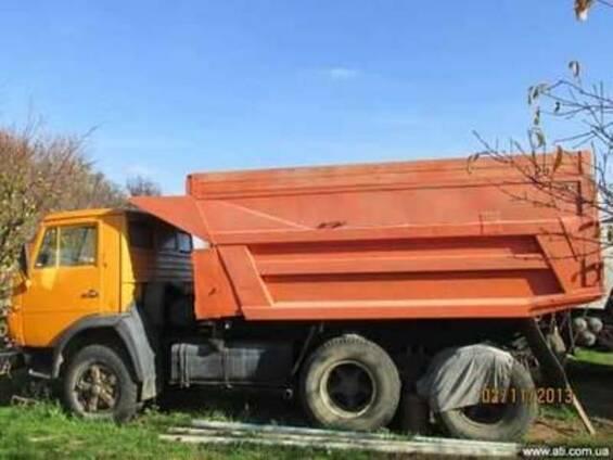 Продам КАМАЗ самосвал 55111.