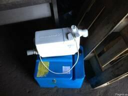 Продам канализационную установку б/у Grundfos Sololift2 C-3