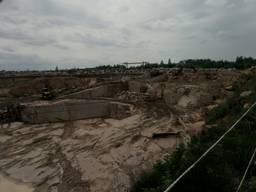 Продам родовище граніту, габбро і лабродориту