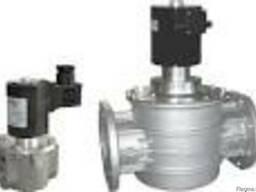 Клапан электромагнитный газовый Madas M16/RM NC, NA