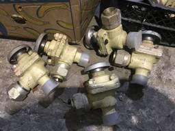 Продам клапан запорный диафрагмовый Е26262 Ду6, Ду10, Ду15, Ду20