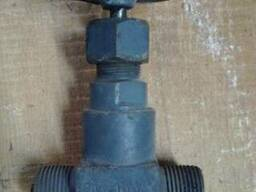 Продам клапана запорные цапковые 15с9бк Ду10 Ру100.