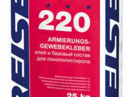 """Клей для армирования пенополистирольных плит """"Kreisel 220"""""""