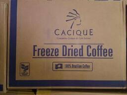 Продам Кофе сублимированный Касик (Cacique) и Кокам (Cocam)