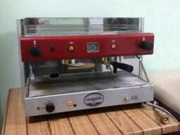 Продам кофемашину б у 2х постовая Firenze SL P 2GR проф