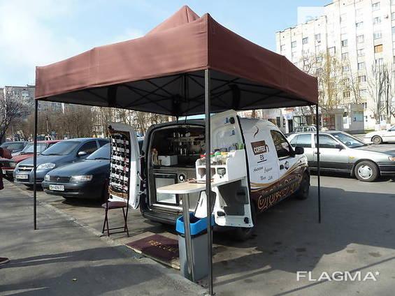 Продам кофемобиль renaut- Kangoo моб. кофейня готовый бизнес