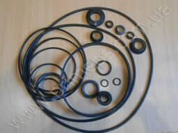 Продам кольца резиновые уплотнительные к дизелю Skoda S160.