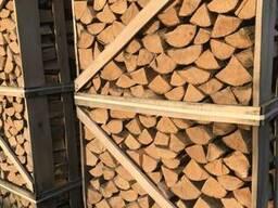Продам колотые дрова граб