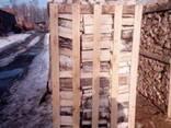 Продам колотые дрова в ящиках. - фото 2
