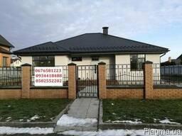 Продам Комфортный дом в с.Петровское Бориспольский р-н.12,5с
