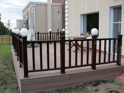 Продам композитное ограждение для террас и площадок Holzdorf