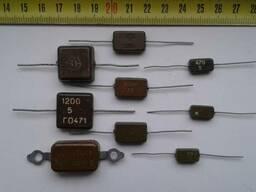 Продам конденсаторы КСО слюдяные