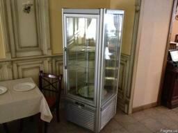 Продам кондитерскую холодильную витрину Tecfrigo Prisma 400