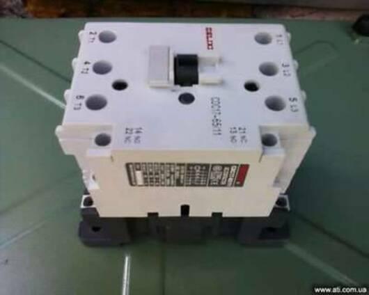 Продам контактор delixi CDC17-65-11