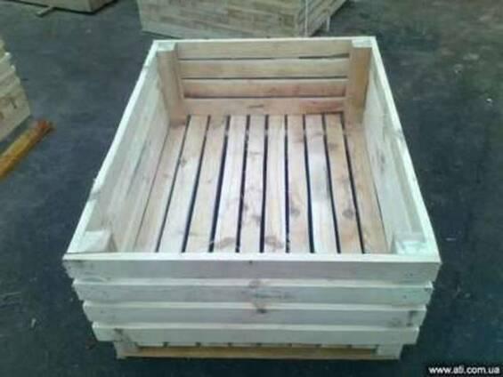 Продам контейнеры деревянные.