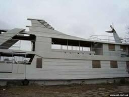 Продам корпус яхты (ново-строй)