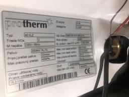 Продам котел газовий двохконтурний, напольний Б/В Protherm KLZ 40
