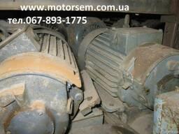 МТН 713 Крановый фазороторный Электродвигатель 160квт 600об