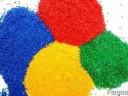 Продам красители и добавки для производства полиэтилена