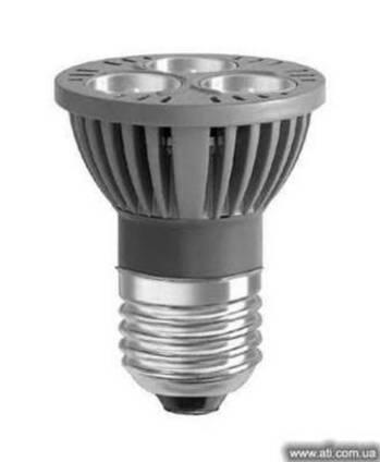 Продам лампу светодиодную Е27 5W OSRAM цена-80,00 грн.