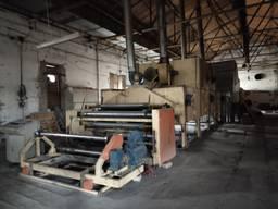 Продам линия производство сетка затирочная для штукатурки оборудование бу