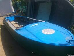 Продам лодку Казанка 1 с документами