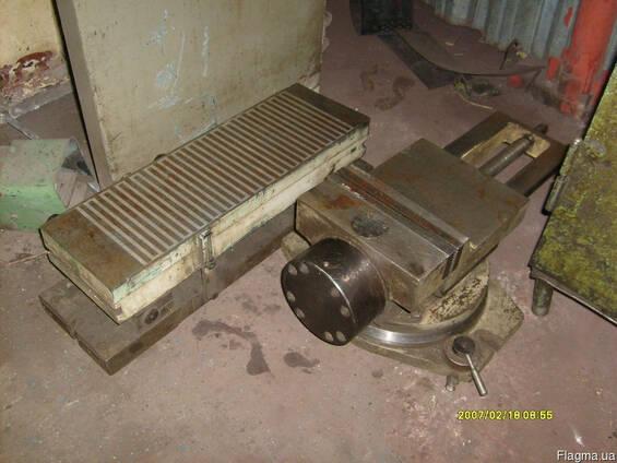 Синусный стол и магнитная плита