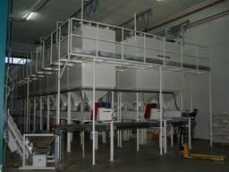 Продам макаронные линии Braibanti 1000 и 1500 кг/час