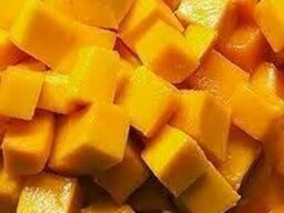 Продам манго кубик замороженный
