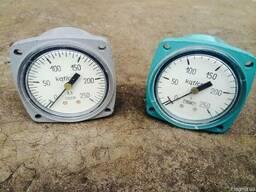 Продам Манометр МТП-3м 160 и 250 кг/см; точ. 2, 5 - 4