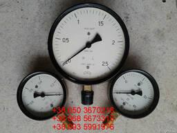 Продам манометры ОБМ1-100, ОБМ1-100ОШ, ОБВ1-100, ОБМ1-160,..