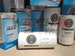 Масляный фильтр, топливный фильтр Weichai