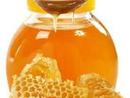 Мед різнотравний в наявності 4т. Мед зрілий