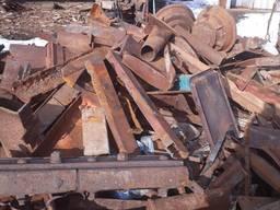 Продам металлолом вид №2