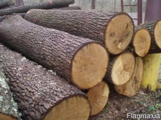 Продам колотые дубовые дрова.