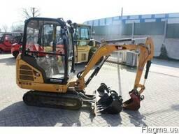 Продам мини экскаватор CAT Lift Trucks 301. 7 D (№1609)