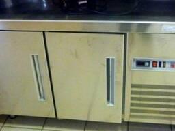Продам морозильный стол бу 2 двери Rangel Industries