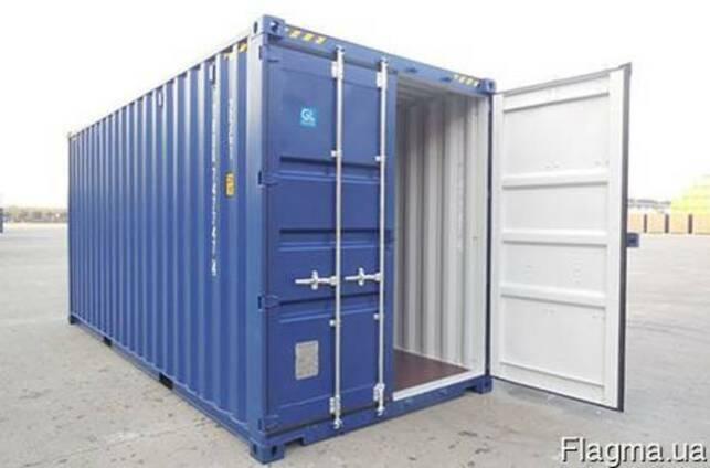 Продам (морские) контейнеры 20'DV и 40'HC1400